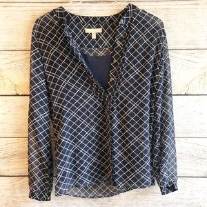 Banana Republic Layered Blouse